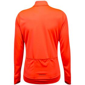 PEARL iZUMi Quest Thermal Jersey Women, screaming red